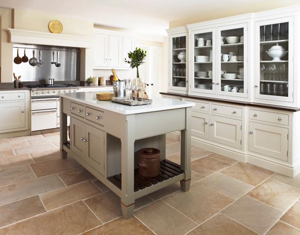 Floor Tiles Kitchen Croft Washed